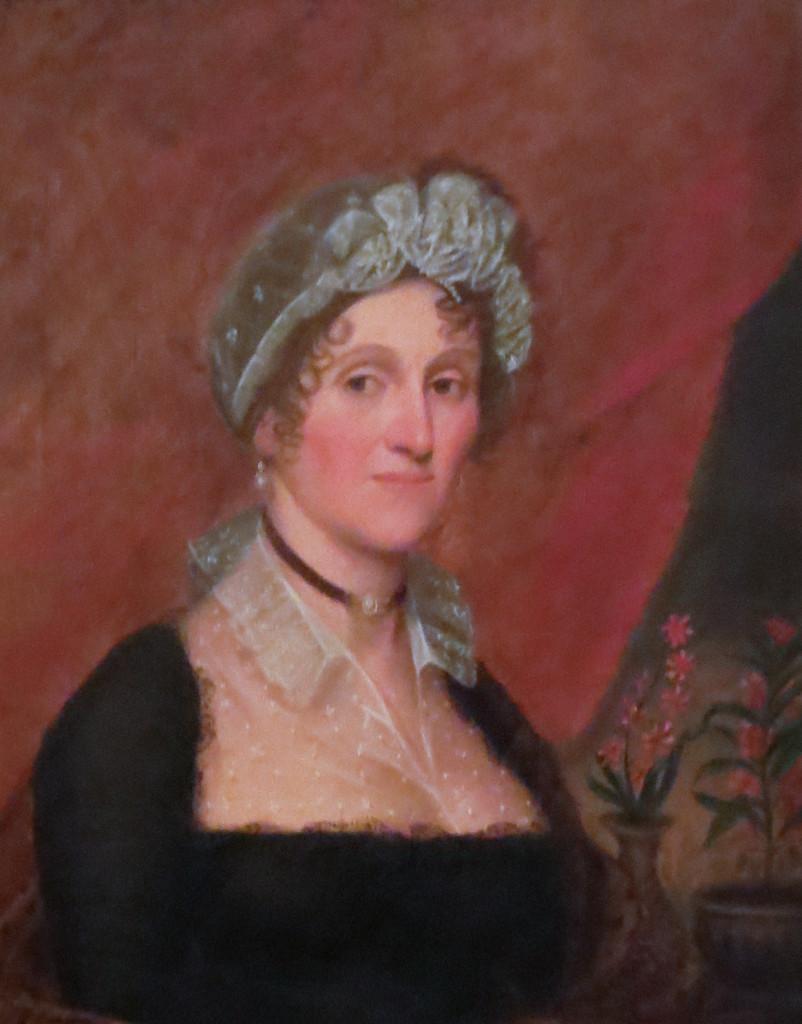 Nancy Mulliken Adams 1780-1851