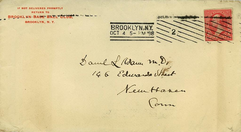 Chadwick (envelope)