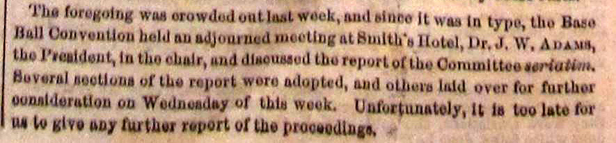 Porter's Spirit of the Times (February 28, 1857)
